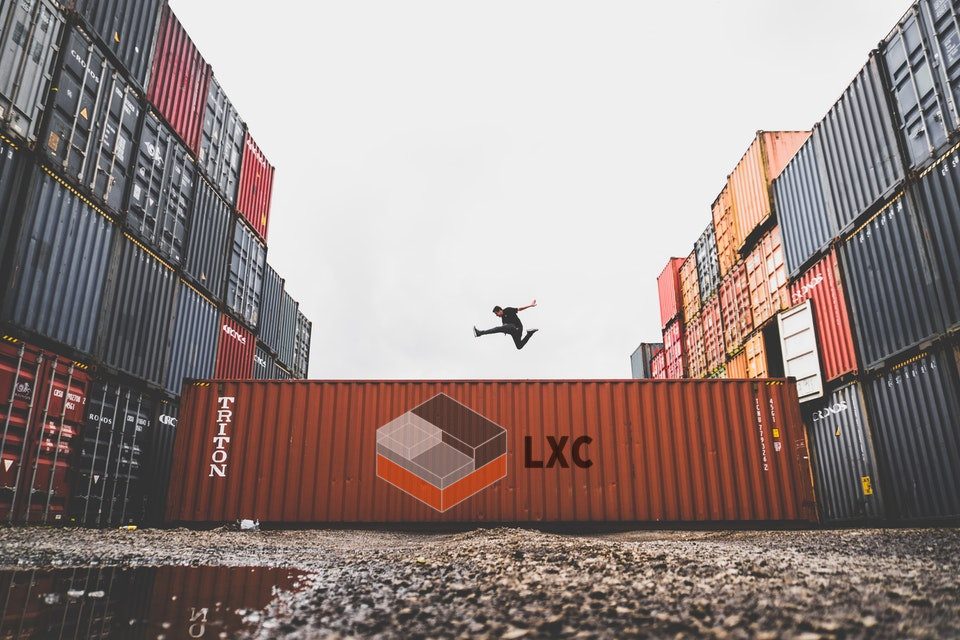 NFS-Share in LXC-Container mounten